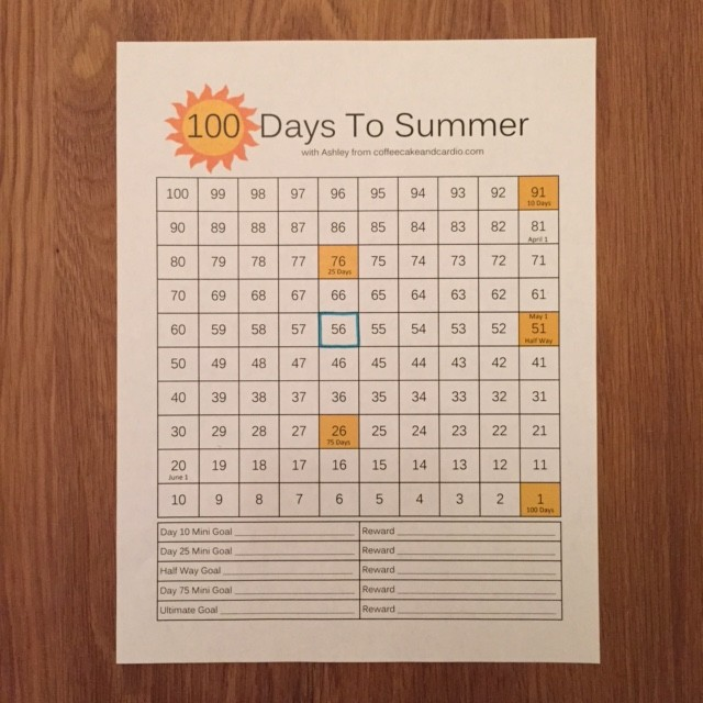 Todays Challenges For Crucial Aspects Of Weightlifting: 100 Days To Summer