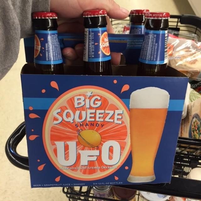 The Big Squeeze UFO