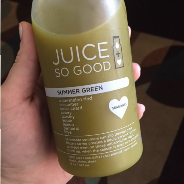 Juice So Good