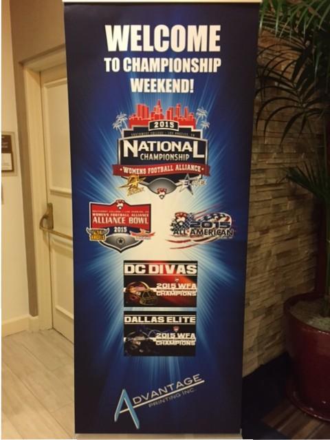 WFA National Championship Game