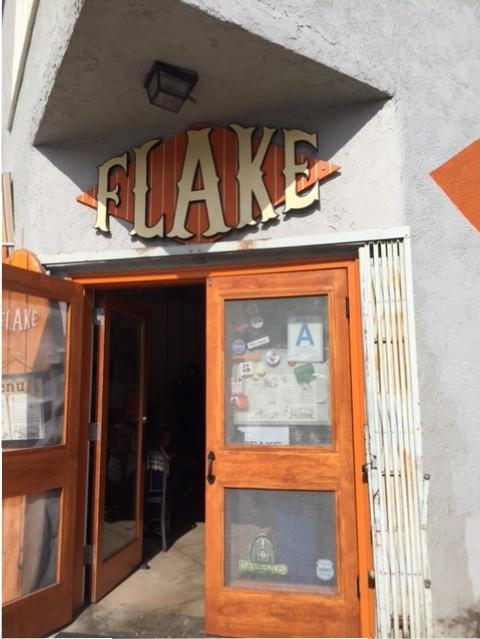 Flake Venice Beach, CA