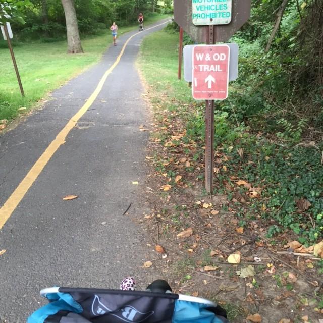 W&OD Trail