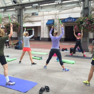 Reston Town Center Fit Club