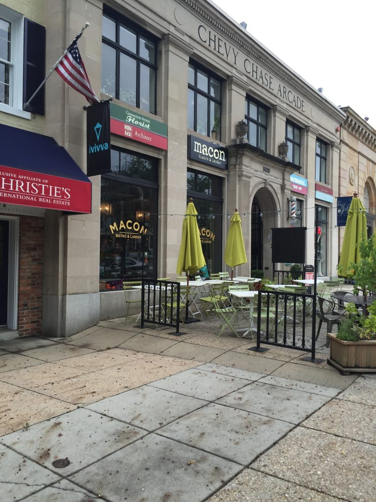 Macon Bistro Chevy Chase