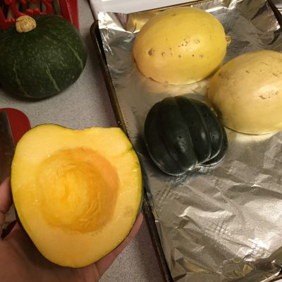 Make Ahead Roasted Squash