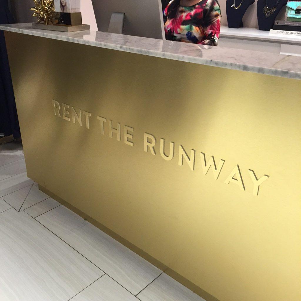 Rent the Runway Georgetown
