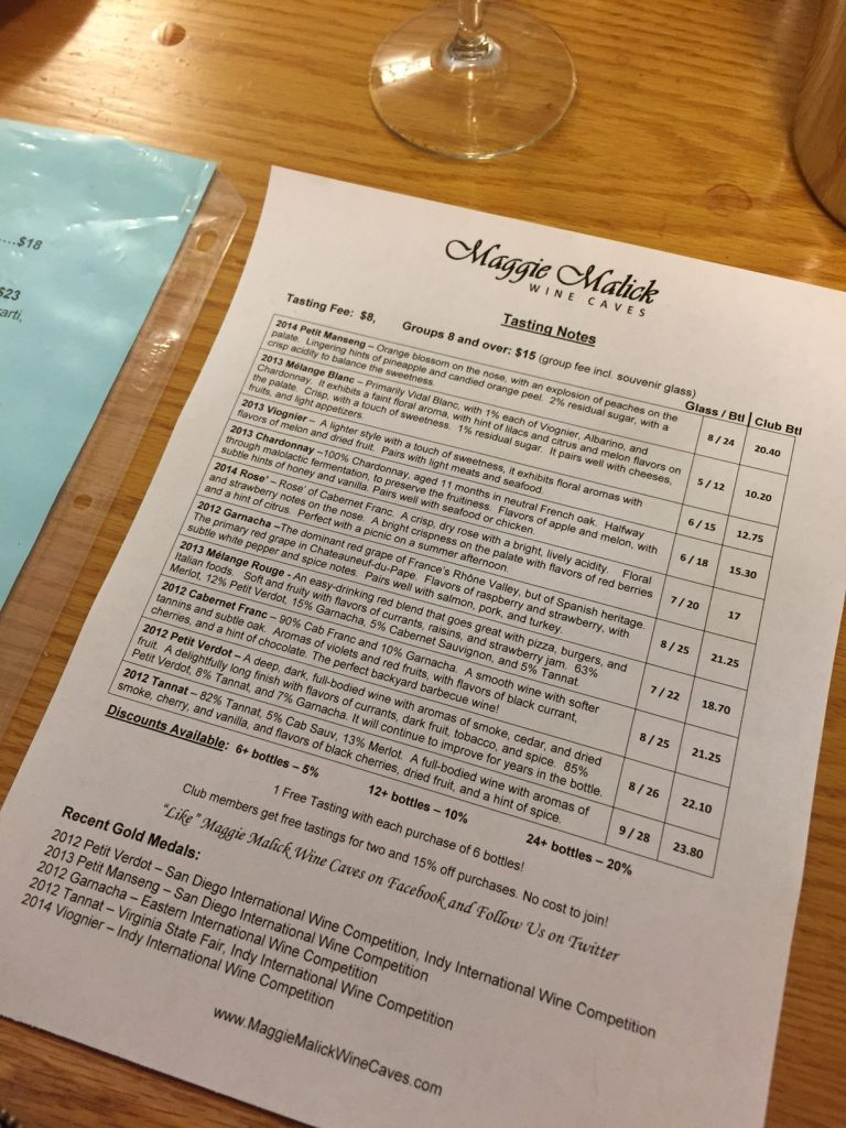 Maggie Malick Winery Virginia