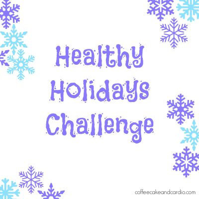 Healthy Holidays Challenge: Week 2 Results