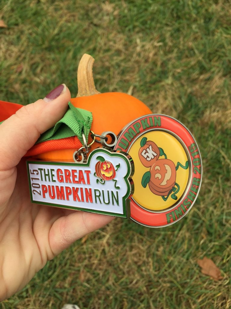 Great Pumpkin Run Maryland
