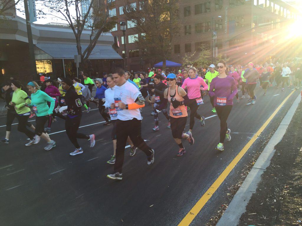 Richmond Half Marathon 2015