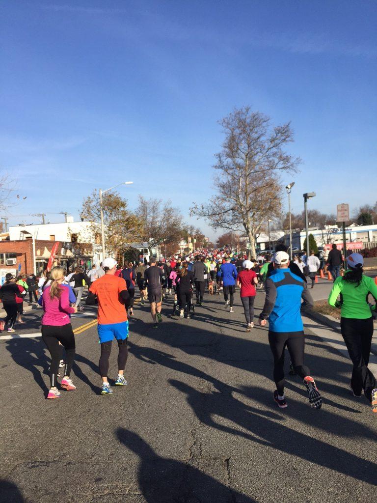 2015 Alexandria Turkey Trot 5 Miler