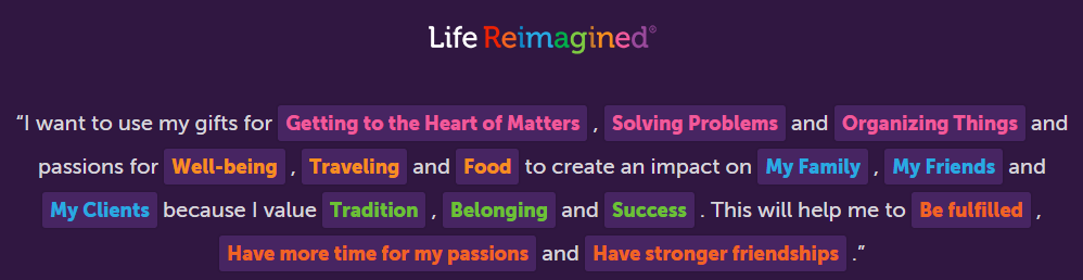 Working With A Life Reimagined Life Coach