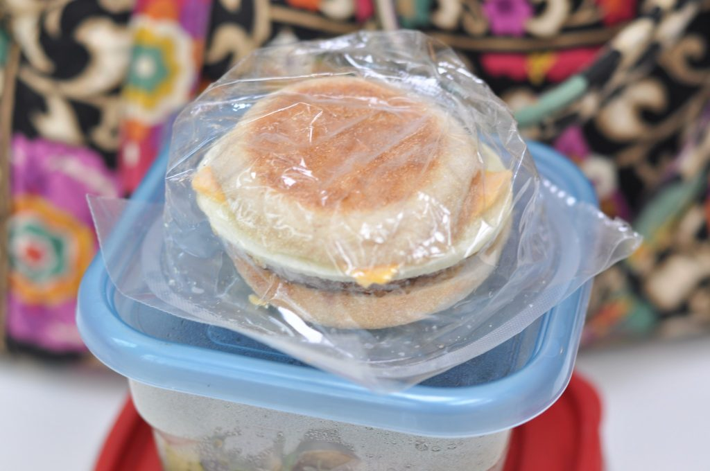 Jimmy Dean Delights Turkey Sausage, Egg White, & Cheese English Muffin