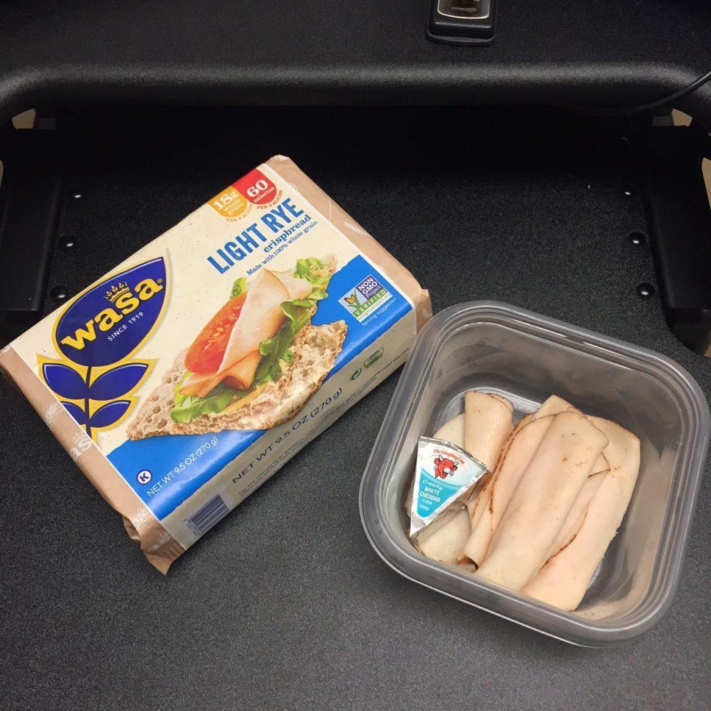 Wasa Cracker Sandwich