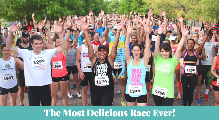 2016 Fit Foodie 5K Race Weekend