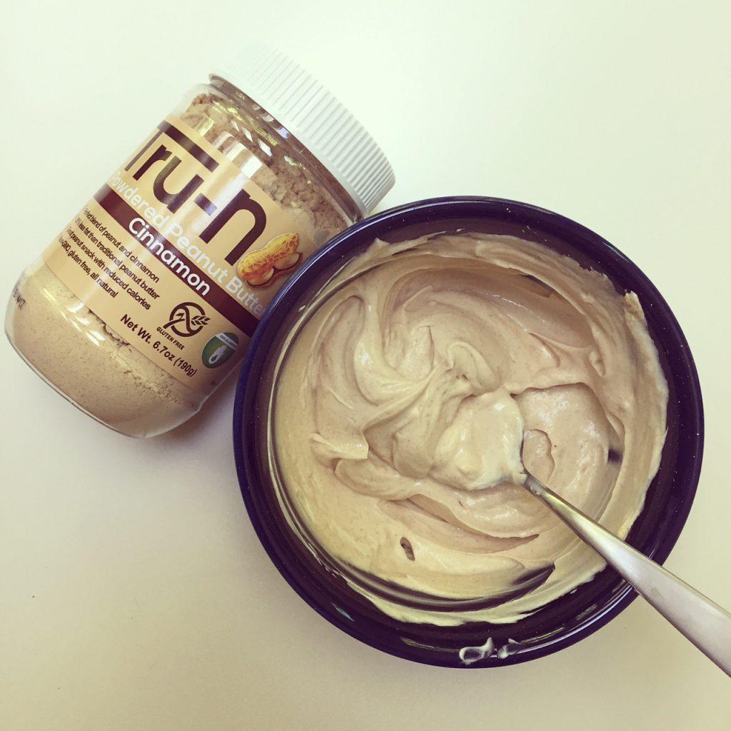 Tru-Nut and Yogurt Snack