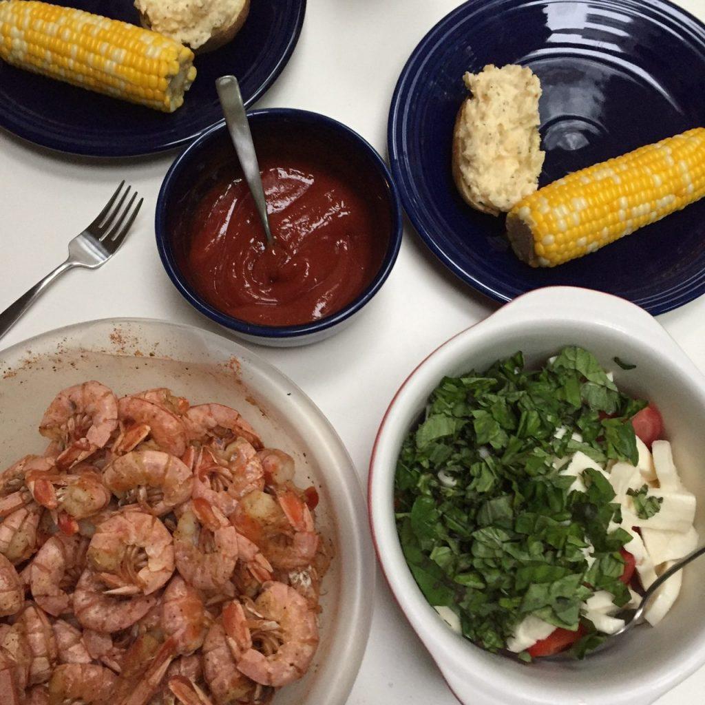 Shrimp Boil Dinner