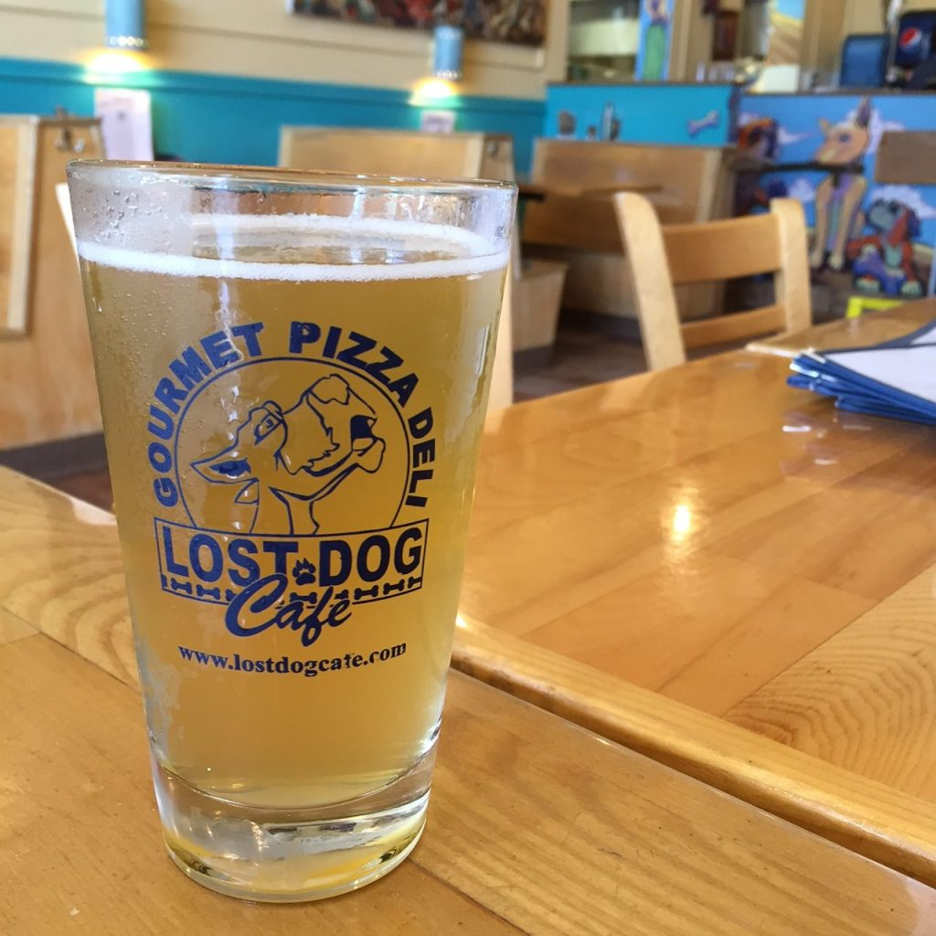 Lost Dog Cafe Beer