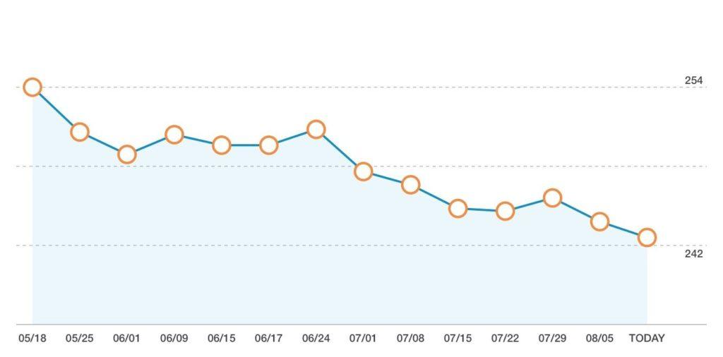 Weight Watchers Weigh-In