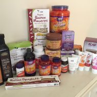 A Closer Look at NOW Foods + Giveaway