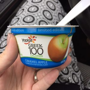 What I Ate On Weight Watchers