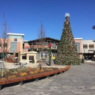 Shopping at Clarksburg Premium Outlets