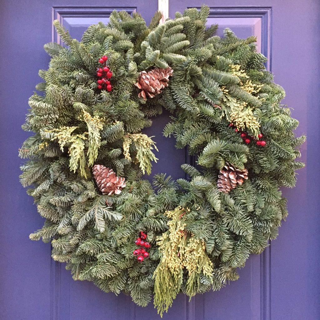 Costco Christmas Wreath