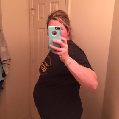 27 Weeks Pregnant