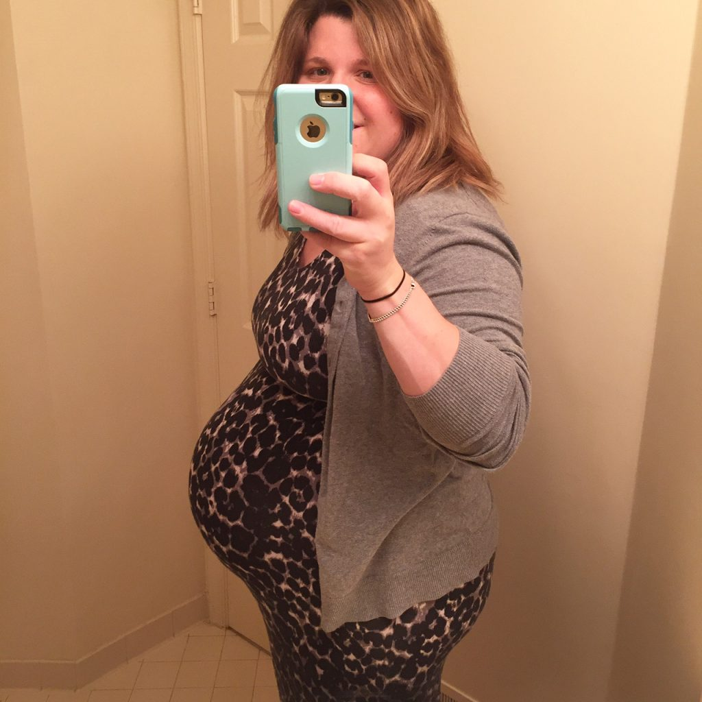 38 Weeks Pregnant