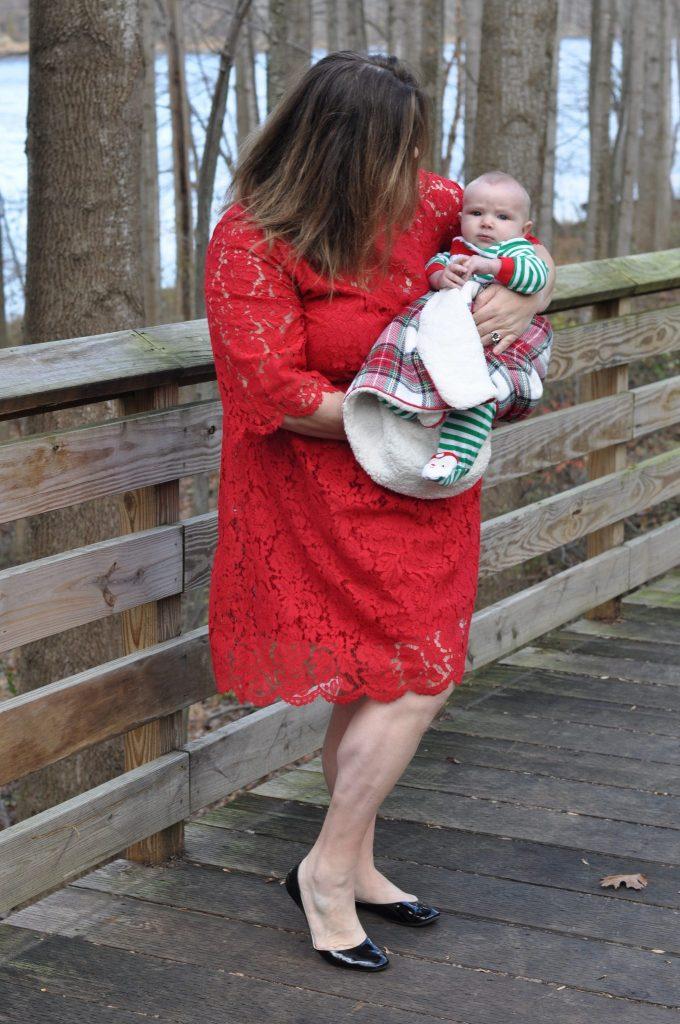 Lane Bryant Holiday Dress Plus Size