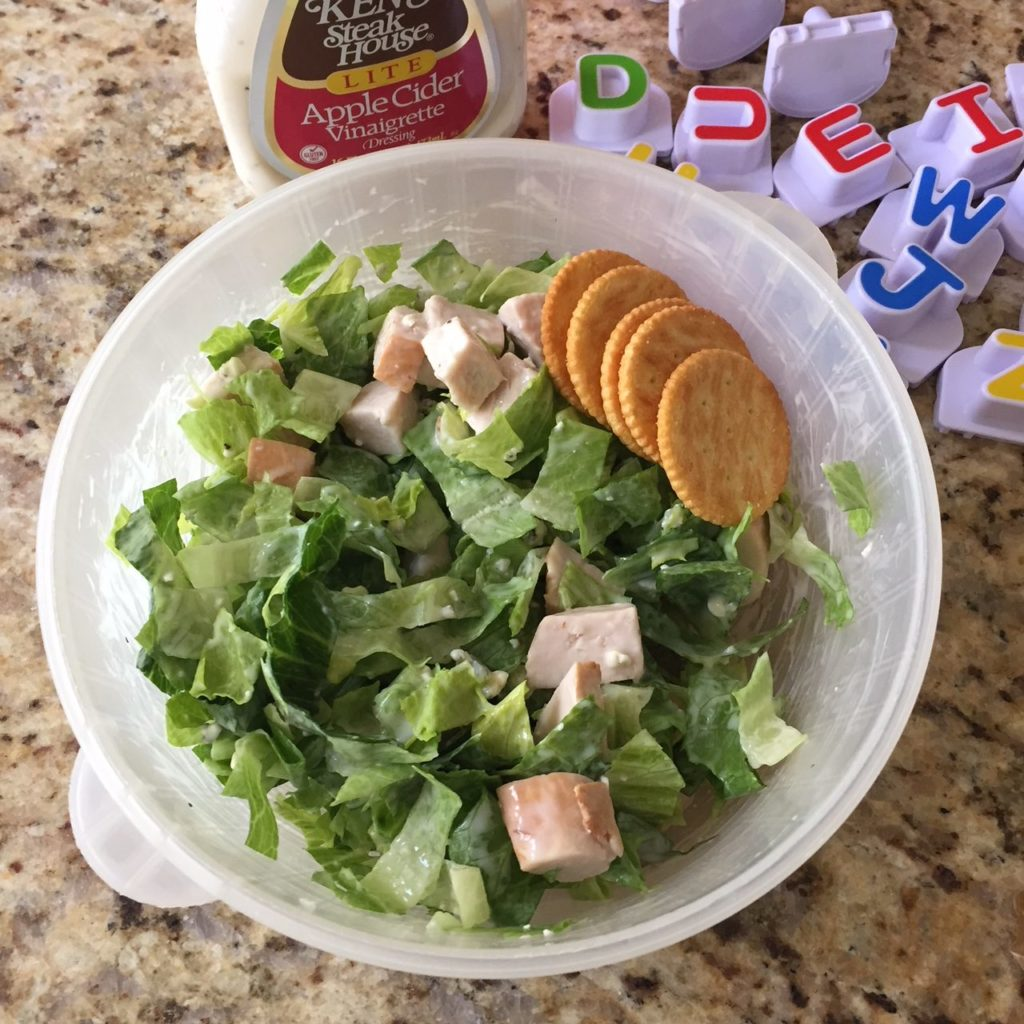 Weight Watchers Freestyle Lunch
