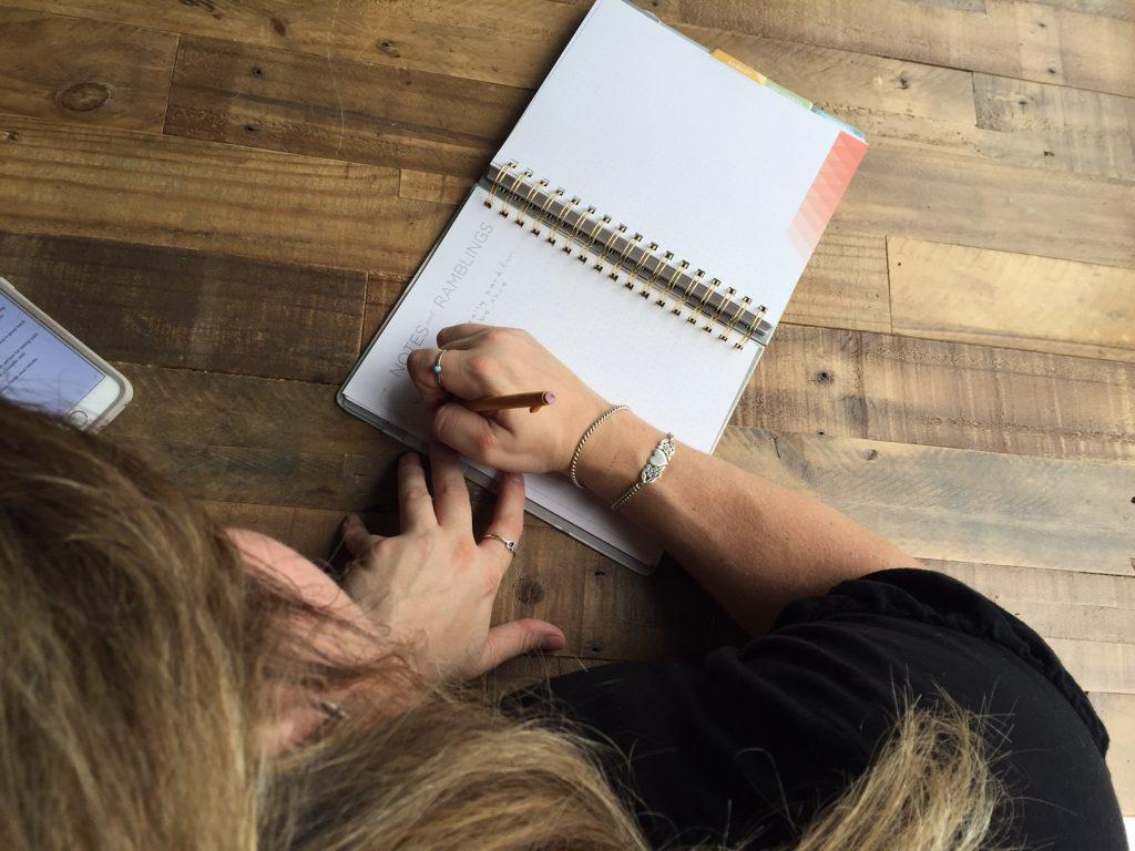 inkWELL Press Academic Planner