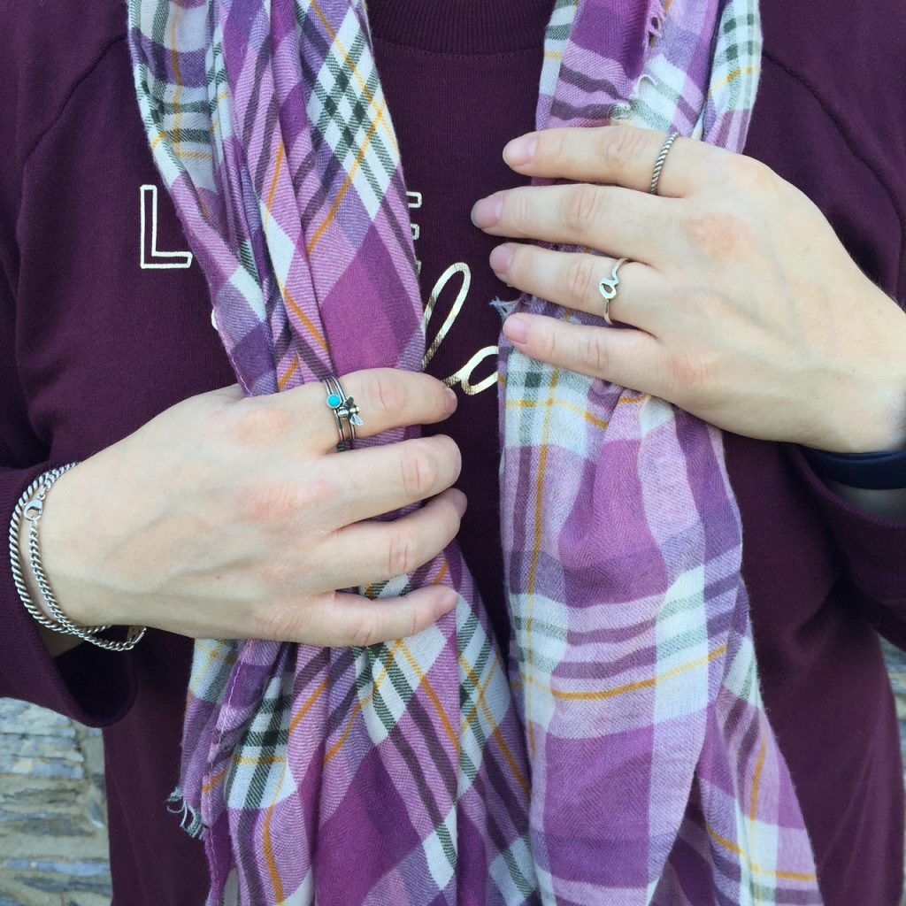 Layering For Fall
