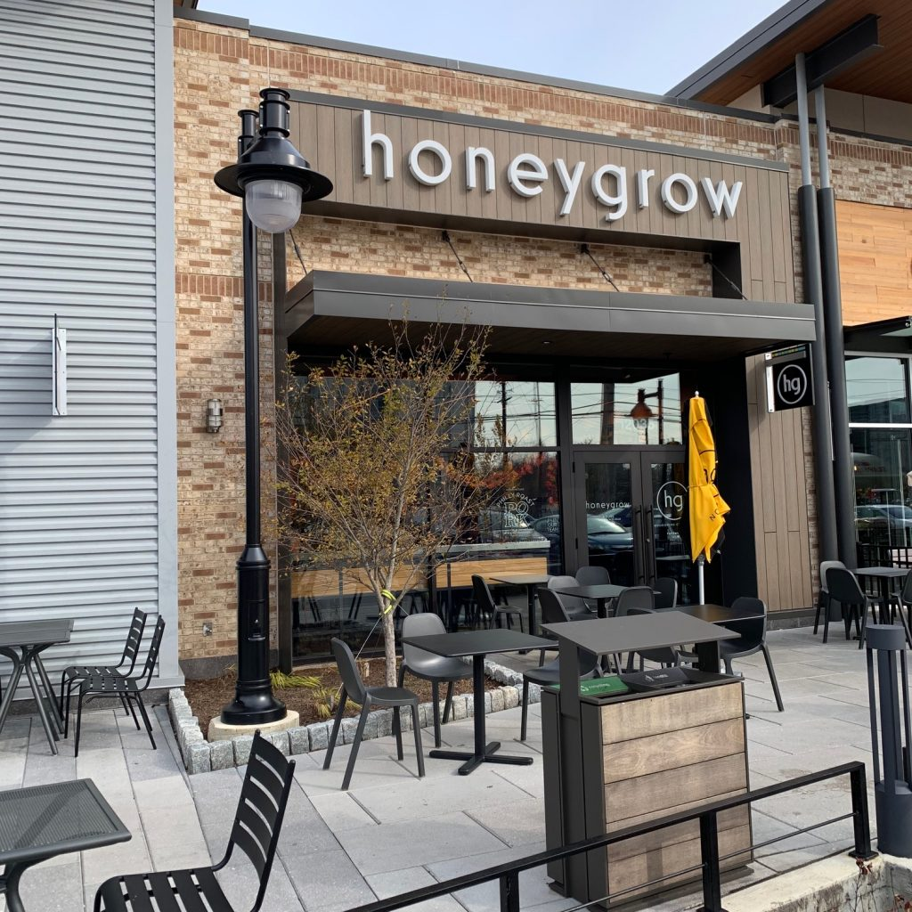 Honeygrow Rockville Maryland