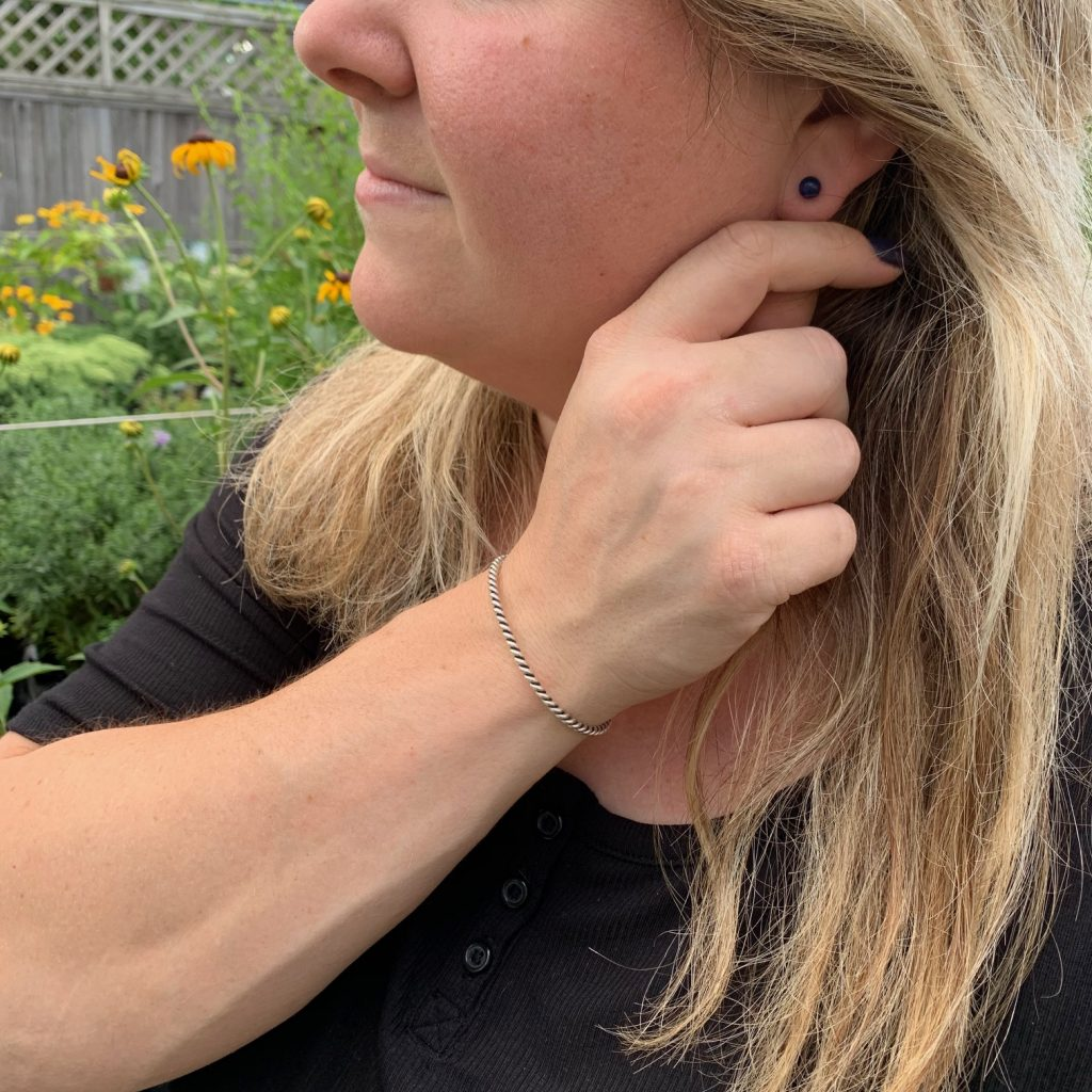 James Avery Ear Posts