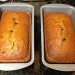 Lighter Pumpkin Chocolate Chip Bread