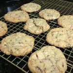 Trader Joe's Peppermint Bark Cookies