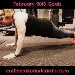 February 2013 Goals