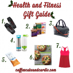 Health and Fitness Christmas Gift Ideas