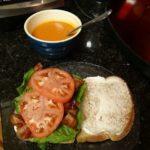 Easy Vitamix Tomato Soup