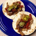 Chili Lime Vegetable Tacos