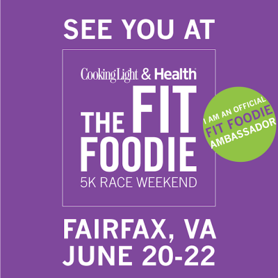 The Fit Foodie 5K Race Weekend and Discount