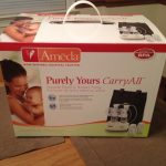 Ameda Breast Pump Review and Giveaway