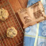Maple Brown Sugar Oatmeal Cookies