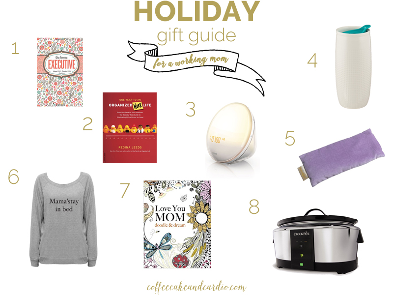 Gift Ideas For Working Moms Balancing Today
