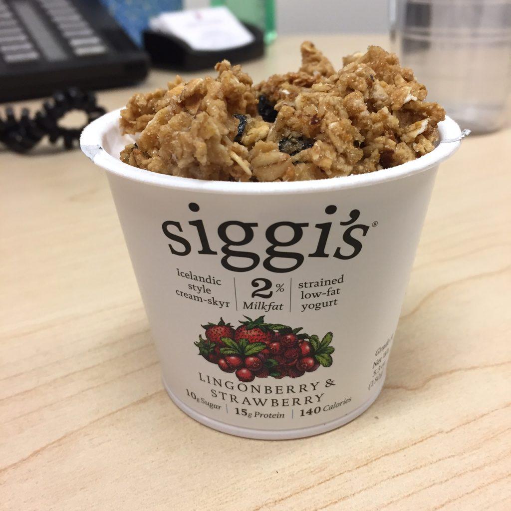 Siggi's Yogurt Snack