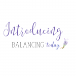 Welcome to Balancing Today!