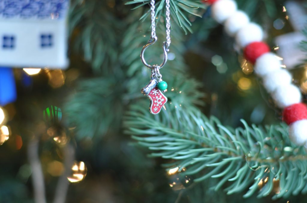 James Avery Christmas Charms