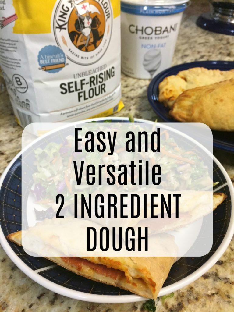 2 Ingredient Dough