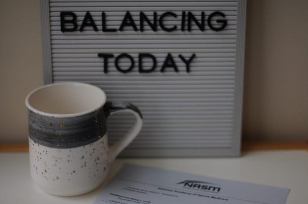NASM CPT Balancing Today